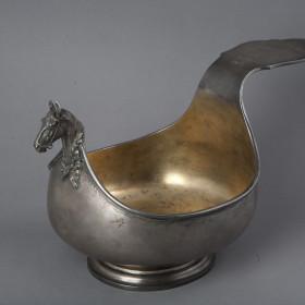 Ковш серебро