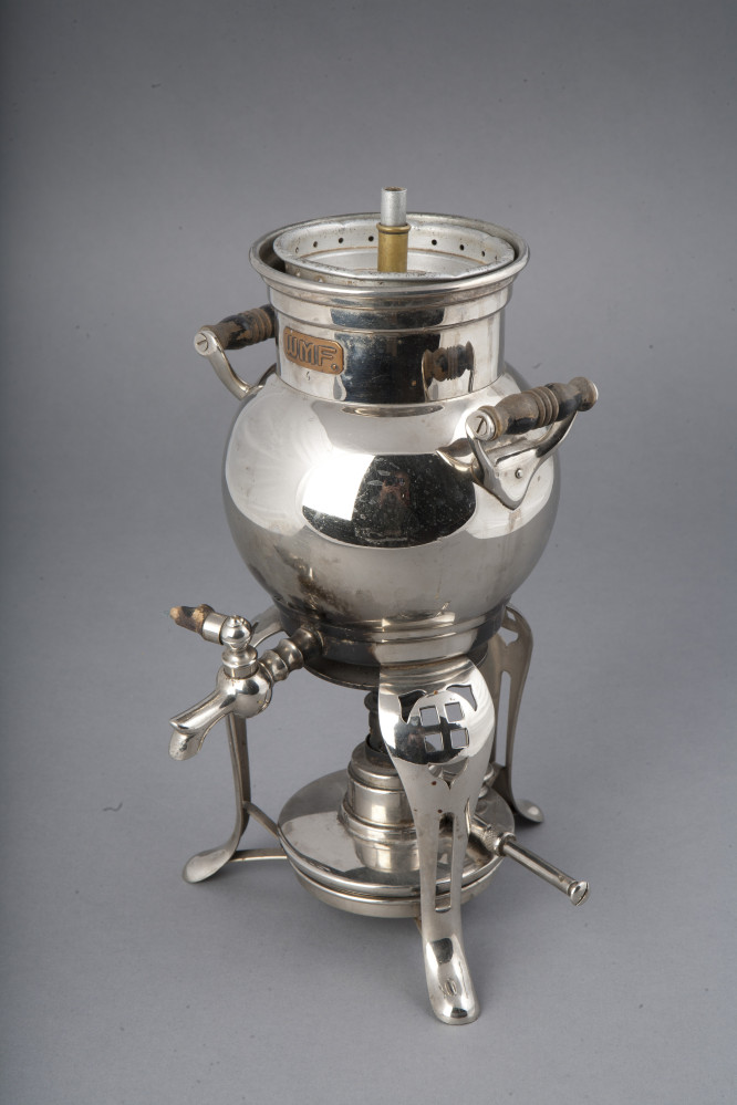 Кофеварка на спиртовке