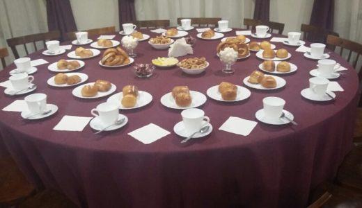 Новые музейные услуги: экскурс «Путешествие в мир прошлого….» и чаепитие среди старинных предметов «Секрет «горьковского чая»