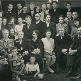 Калинин и молодые авторы