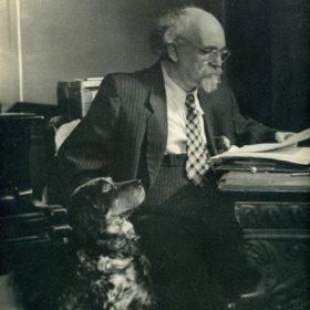 Фото «Михаил Михайлович Пришвин» Подмосковье. 1930-е