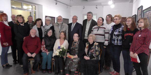 Литературная встреча, посвященная 80-летию со дня рождения Диаса Валеева