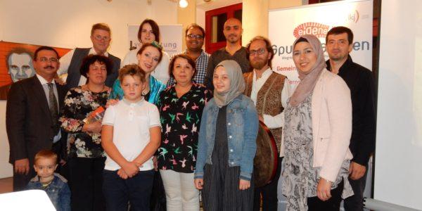 Литературный вечер, посвященный памяти Наби Даули