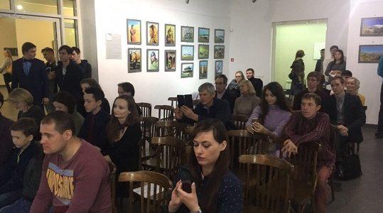 «Ночь искусств» в Музее А.М. Горького и Ф.И. Шаляпина