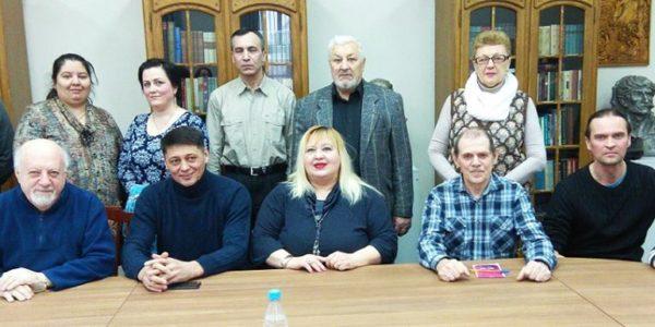 Встреча литературного объединения им.М.Зарецкого