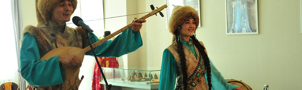 Открытие выставки «Музыкальные инструменты народов Татарстана»