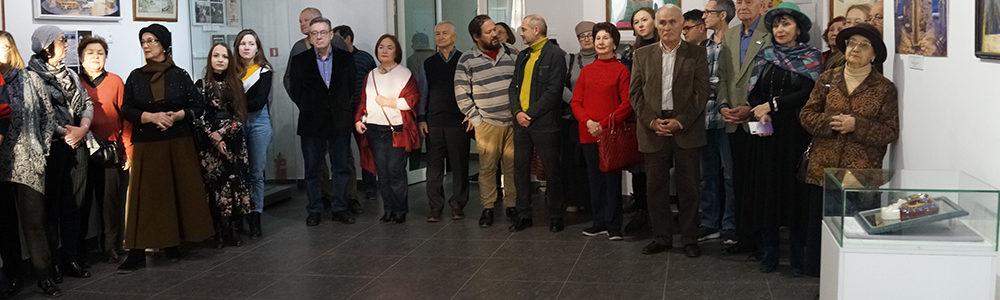 Торжественное открытие выставки «Театр Марселя Салимжанова»
