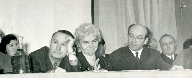 Фото. XVIII научная Горьковская конференция. Казань. 16.01.1970 г.