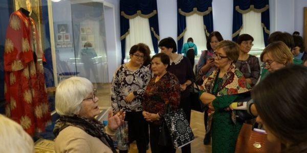 Заседание секции «Ресурсы музея в помощь учителям истории и литературы в школе»