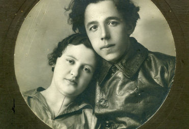 Фотография одной из самых известных и любимых литературных пар Республики Татарстан