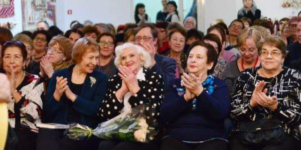 95 лет Стелле Владимировне Писаревой!