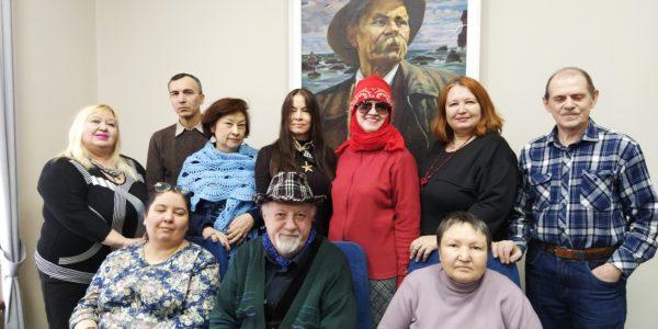 Встреча ЛИТО им.М.Зарецкого
