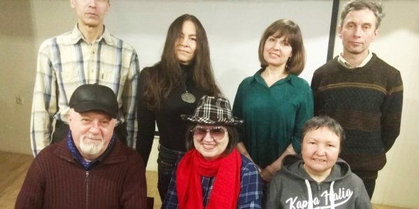 Заседание ЛИТО им.М.Зарецкого