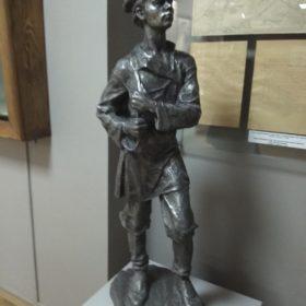 Скульптура «Алексей Пешков»