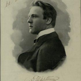 Фототипия. Ф.И.Шаляпин. С.- Пб,1907