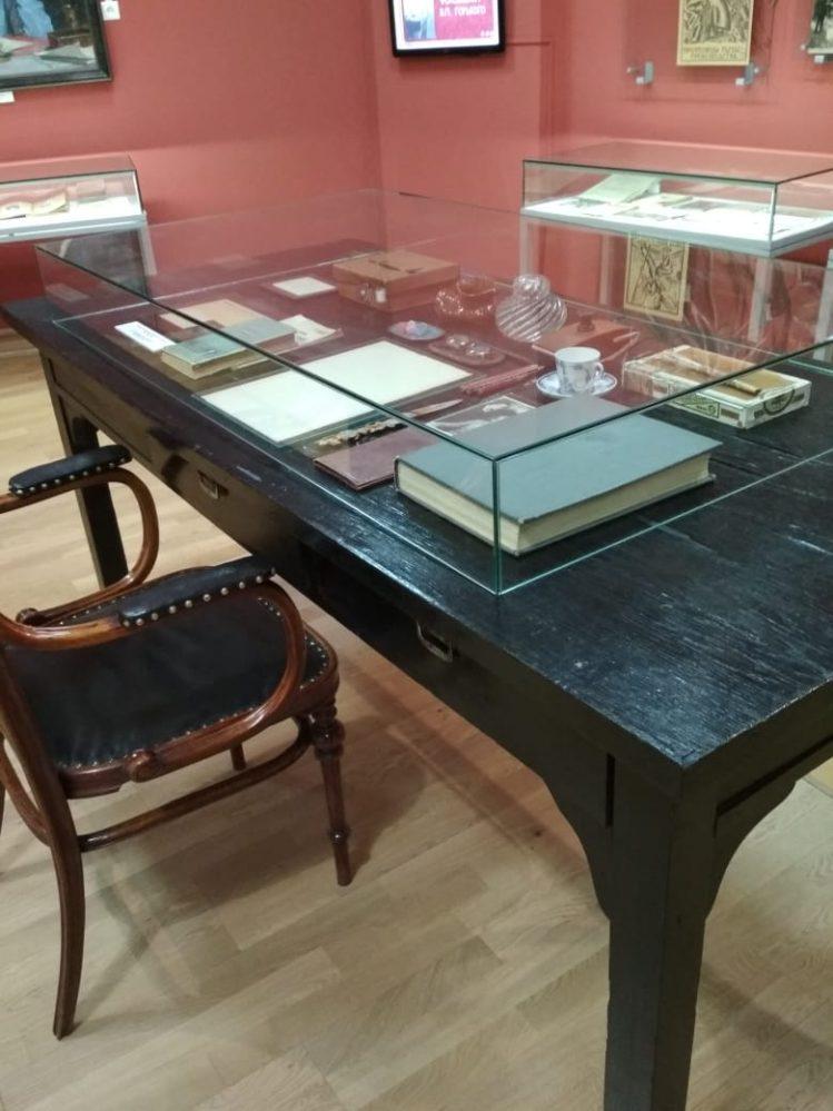 Комплекс мемориальных предметов, принадлежавших Максиму Горькому. Москва, конец XIX в.  – 1930-е.