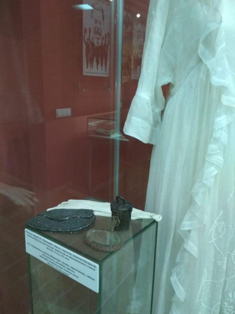 Комплекс мемориальных предметов, принадлежавших Екатерине Павловне Пешковой. Конец XIX – начало XX вв.