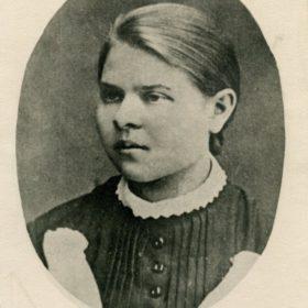 Деренкова Мария Степановна. Казань. 1885