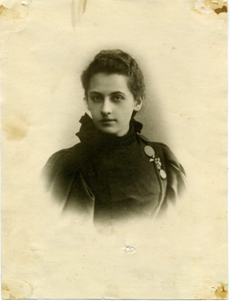 Фото. Екатерина Пешкова. Самара. 1896