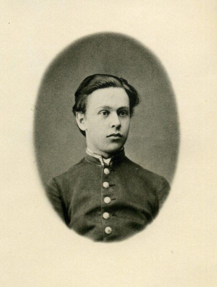 Фото. Евреинов Николай Владимирович. Казань.1885.