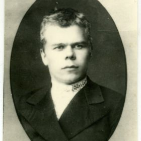 Фото. Пьянков Виктор Алексеевич. Казань. 1885