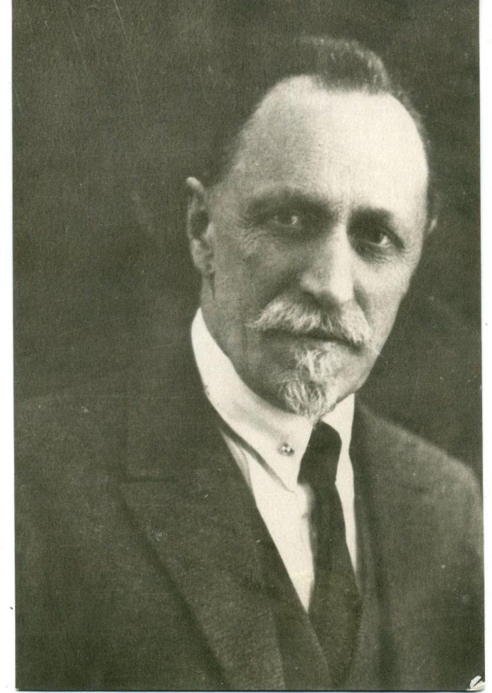Фото. Картиковский Иван Александрович. Казань. Конец 1920-х