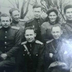 Фото. Военные корреспонденты – писатели Татарии. Казань.  Первая половина 1940-х