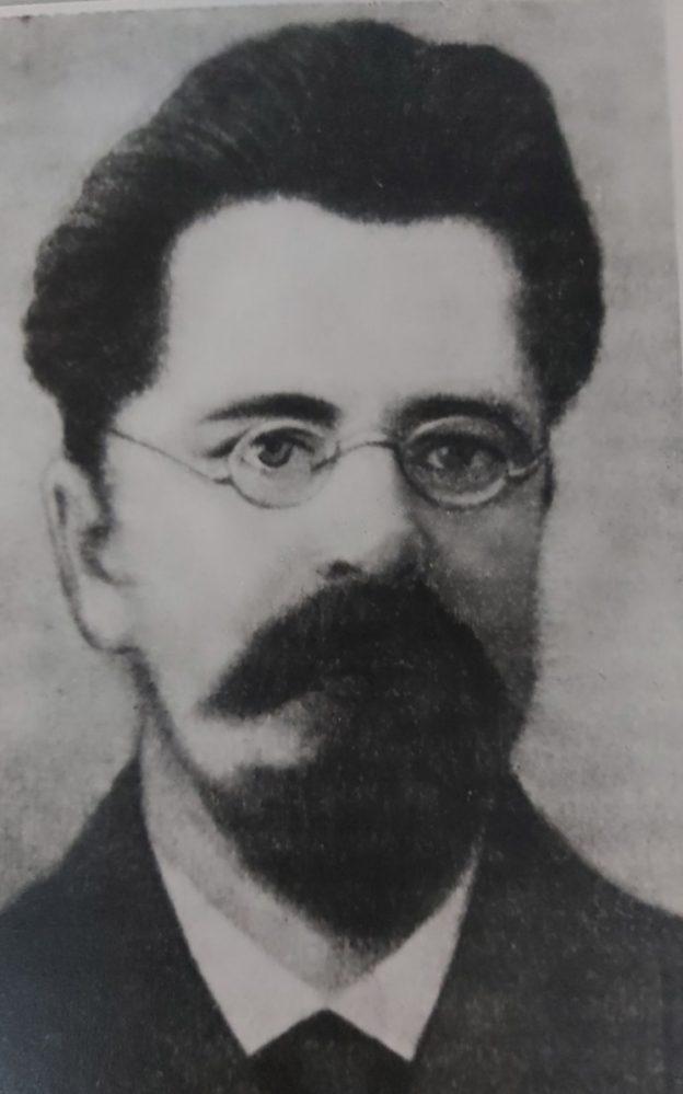 Миловский Сергей Николаевич. Казань. 1890-е