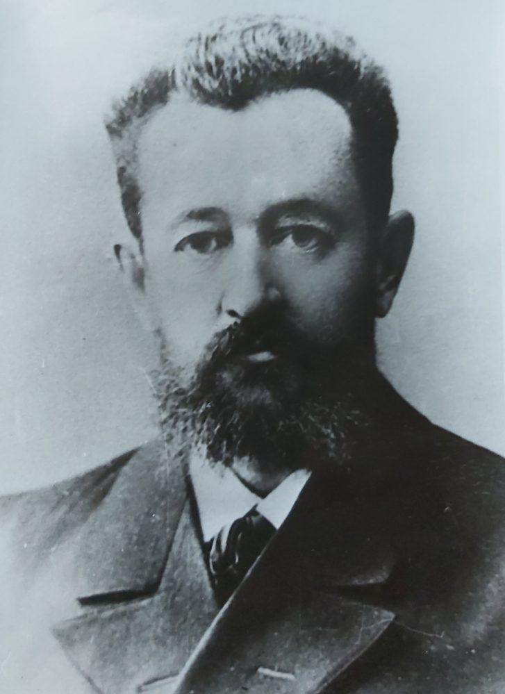Фото. Н.П.Загоскин. Конец XIX в.