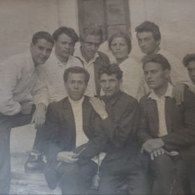 Фото. Писатели Татарии. Казань. 1930.