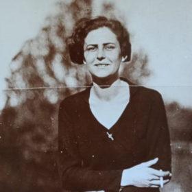 Фото. Будберг Мария Игнатьевна. 1910-е