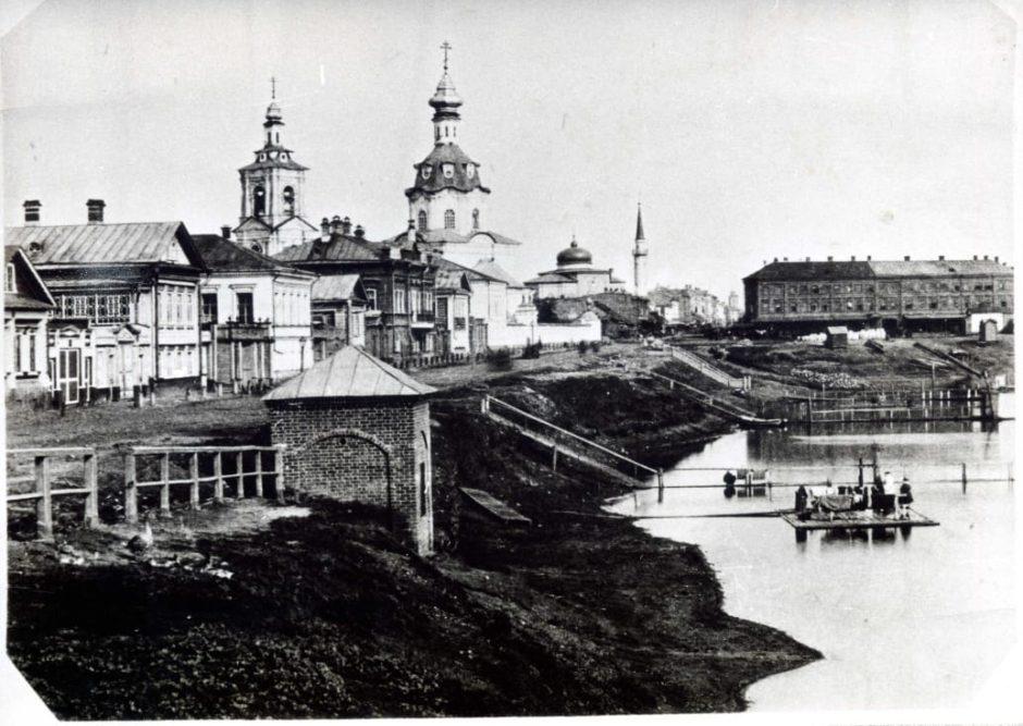 Церковь Четырех евангелистов в Казани.