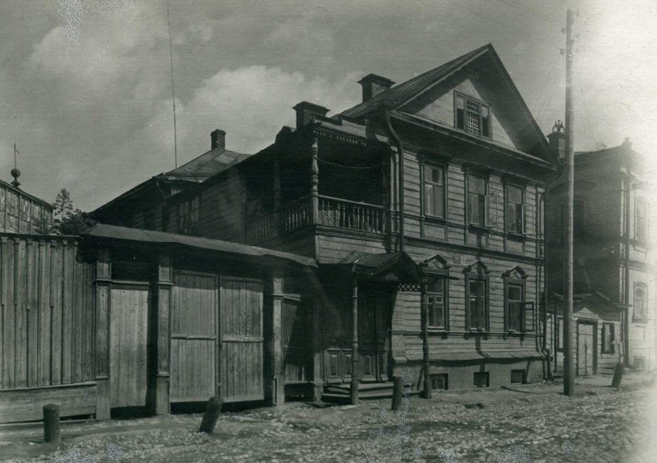 «Дом Гурия Плетнева»