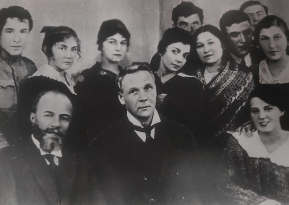 «Ф.И.Шаляпин и Вторая студия МХТ». Москва. 1916
