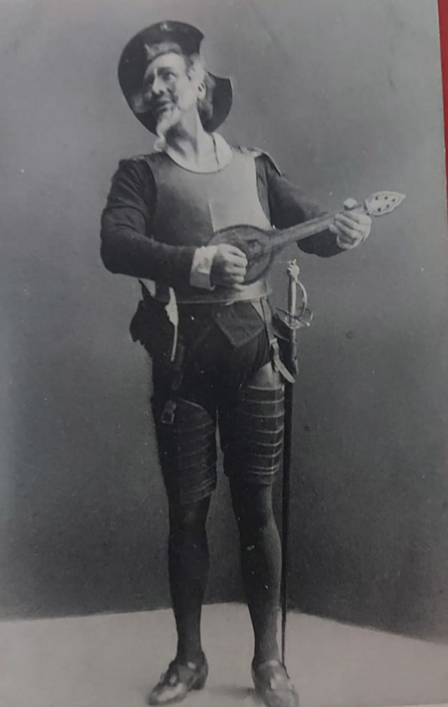 «Ф.И.Шаляпин — Дон Кихот»