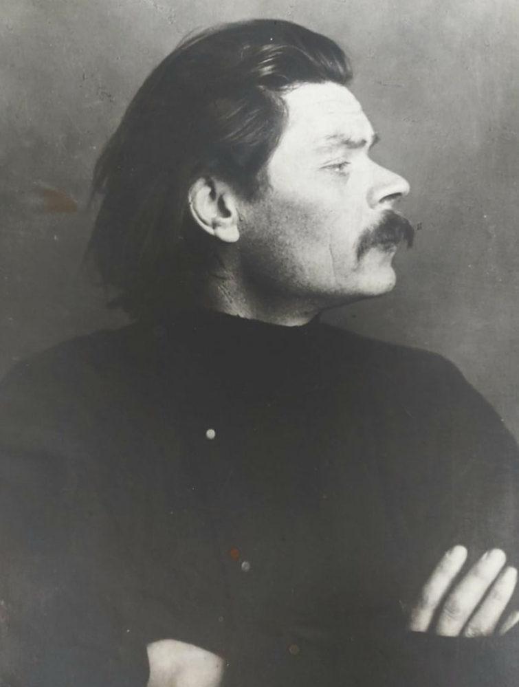 А.М. Горький. г. Нижний Новгород. 1903