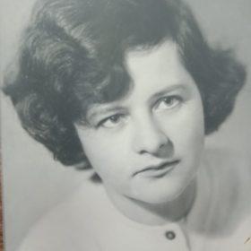 Фото. Нонна Орешина. Казань. 1960-е