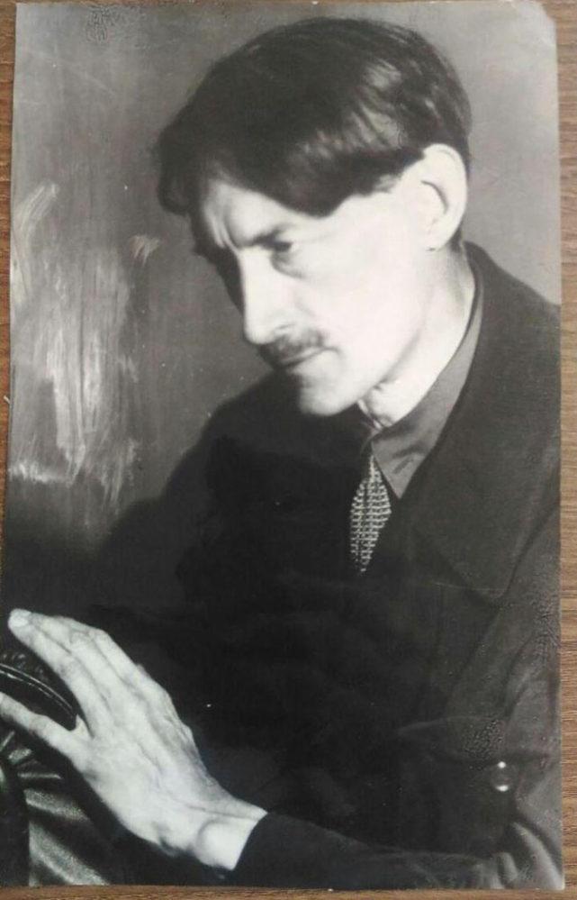 Анри Барбюс. Москва. Пересъемка 1981 г.