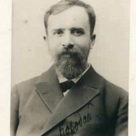 Бородай Михаил Матвеевич. Конец 1890-х-начало 1900-х.