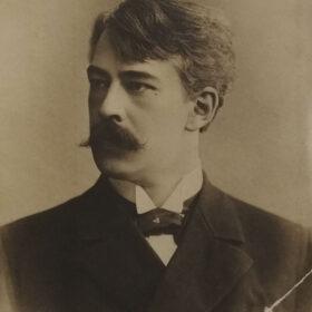 Фотооткрытка. К.С.Станиславский. Москва. 1900-е