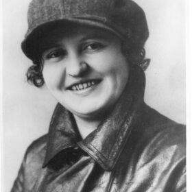 Фото. Адгамова Сарвар Сабировна. 1920-е гг.