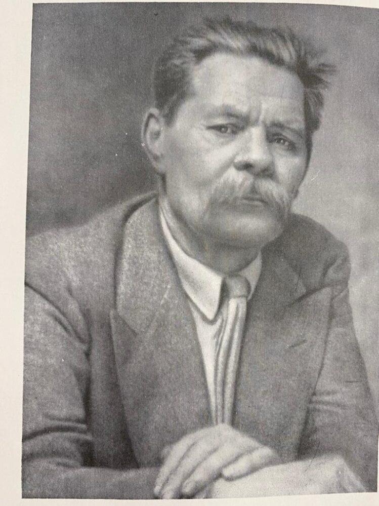 «М.Горький  — литературный критик»