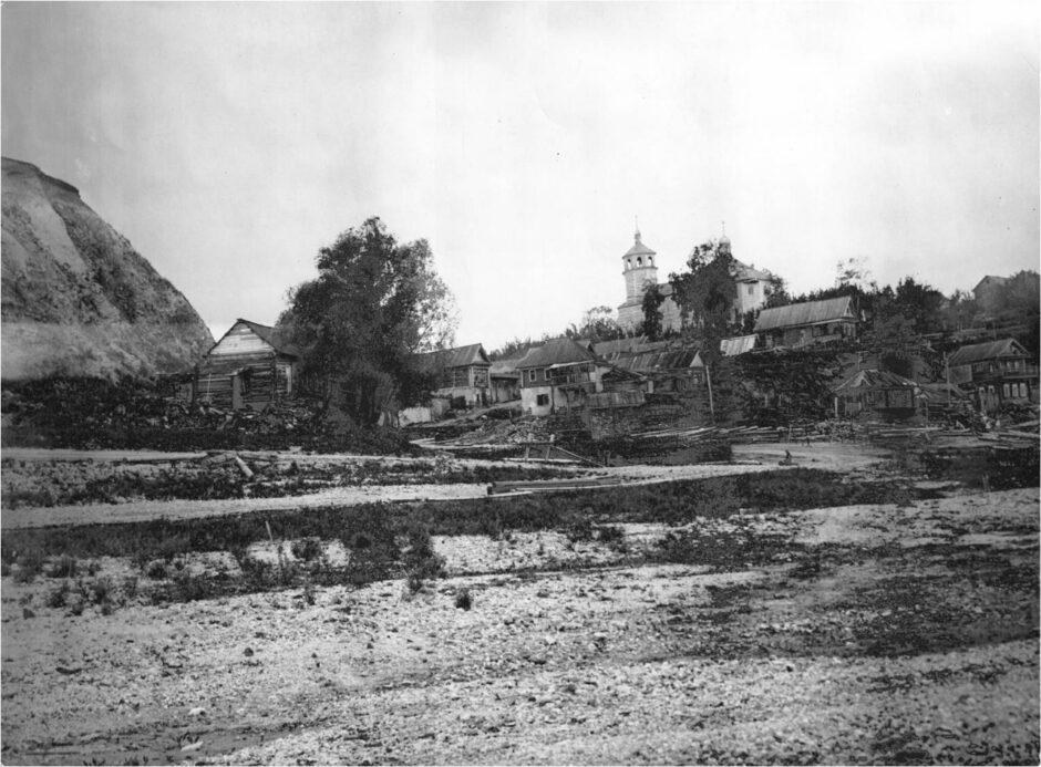 Фото. Красновидово, село, Теньковский р-н ТАССР. 1930-е годы