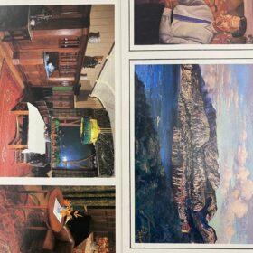 Набор открыток «Музеи А.М.Горького в Москве» в фондах музея А.М.Горького и Ф.И.Шаляпина.