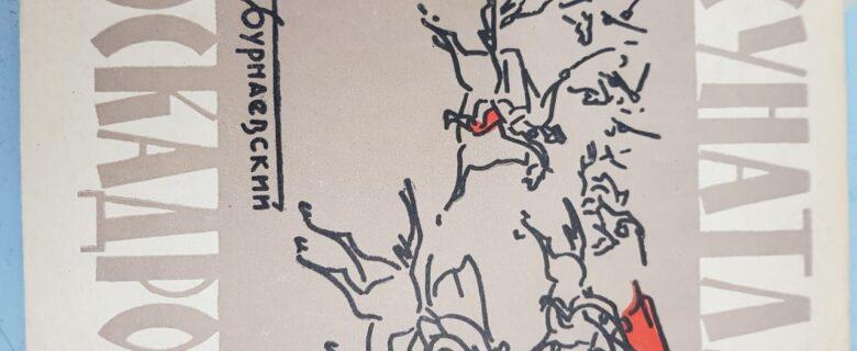 Книга: Бурнаевский В. Г. Сунатла эскадрон (Крылатый эскадрон). — Чебоксары: Чувашкнигоиздат, 1966. — 130 с. – Тираж 8000 экз.